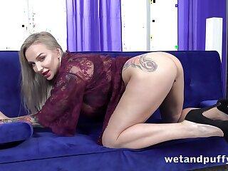 WetAndPuffy - Kayla Green Busty And Juicy