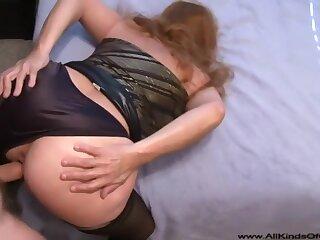 Amazing Homemade pellicle with POV, Anal scenes