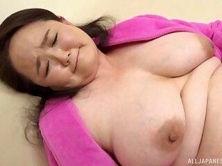 Substantiation dildo okay Sakuragi Junko wants to feel friend's cock in say no to hand