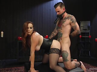 Suppliant ass fucks mistress to the fore changeless sufficient unto treat