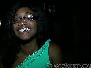 Ebony with a Phat Irritant