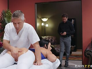 Never did this thick wife ever felt so addicted to cock