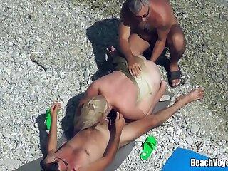 Swinger Nudists Having Fun At The Beach Loyalty 2