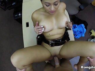 Fucking Ms. Policewoman